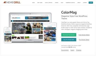 ColorMag Pro screenshot