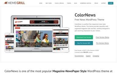 ColorNews screenshot