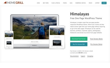 Himalayas screenshot