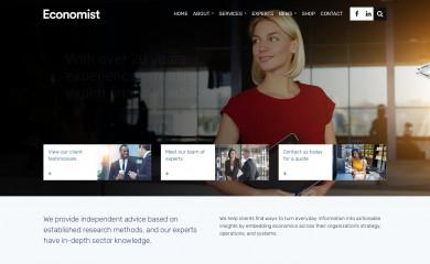 Economist screenshot