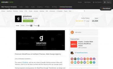 http://themeforest.net/user/greatives screenshot