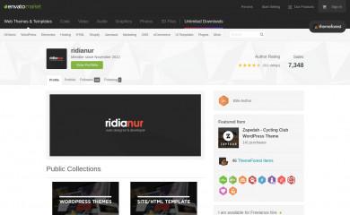 http://themeforest.net/user/ridianur screenshot