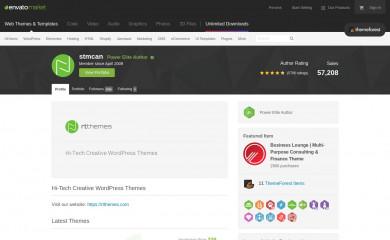 http://themeforest.net/user/stmcan/ screenshot