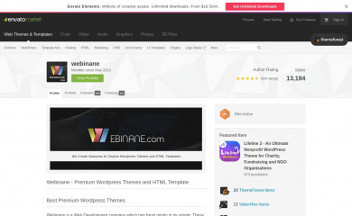 http://themeforest.net/user/webinane screenshot