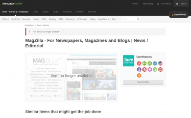 https://themeforest.net/item/magzilla-for-newspapers-magazines-and-blogs/12972965 screenshot