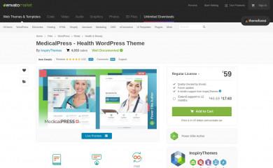 MedicalPress screenshot