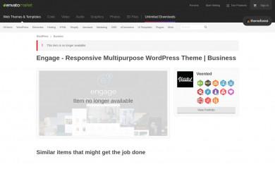 https://themeforest.net/item/engage-creative-multipurpose-wp-theme/19199913 screenshot