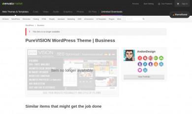 pureVISION screenshot