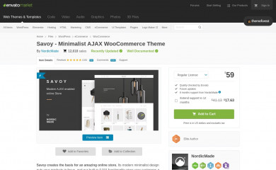 http://themeforest.net/item/savoy-minimalist-ajax-woocommerce-theme/12537825 screenshot