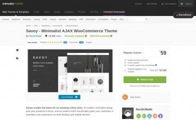 http://themeforest.net/item/savoy-minimalist-ajax-woocommerce-theme/12537825 screenshot