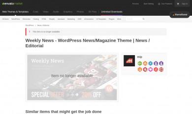 https://themeforest.net/item/weekly-news-wordpress-newsmagazine-theme/9214110 screenshot
