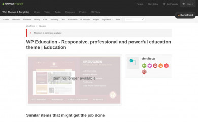 http://themeforest.net/item/wp-education-responsive-professional-and-powerful-education-theme/4786561 screenshot