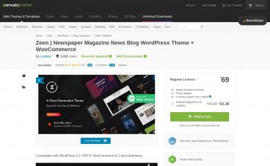 https://themeforest.net/item/zeen-next-generation-magazine-wordpress-theme/22709856 screenshot