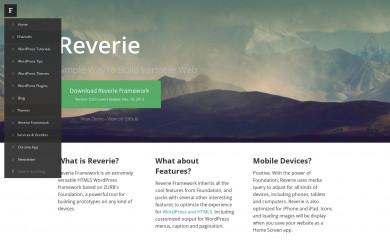 http://themefortress.com/reverie/ screenshot