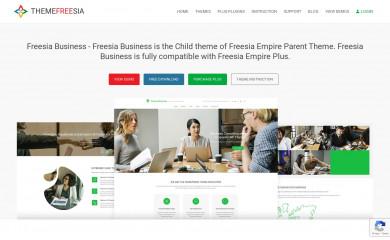 Freesia Business screenshot