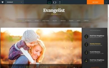 Evangelist Parent screenshot