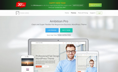 Ambition Pro screenshot