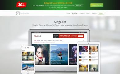 Magcast screenshot