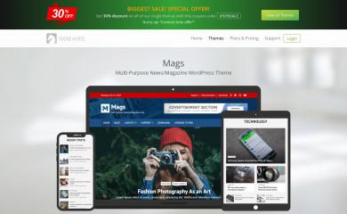 Mags screenshot