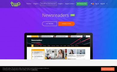 https://www.themeinwp.com/theme/newsreaders/ screenshot
