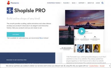 ShopIsle PRO screenshot