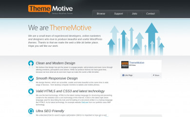 Best Theme Authors - ThemeDetect com