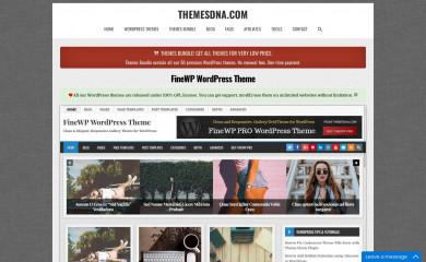 FineWP screenshot