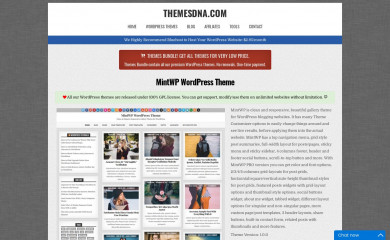 https://themesdna.com/mintwp-wordpress-theme/ screenshot