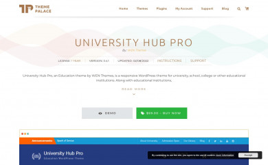 University Hub Pro screenshot