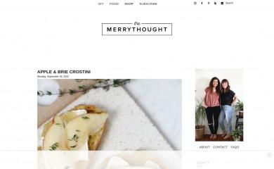 themerrythought.com screenshot