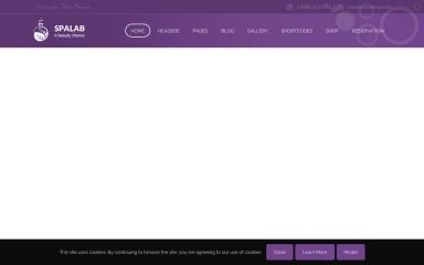 Spalab screenshot