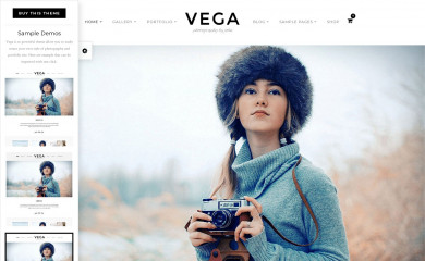 Vega screenshot