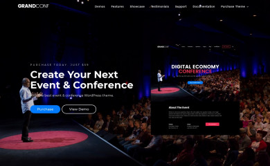 GrandConference screenshot