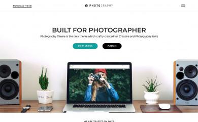 https://themes.themegoods.com/photography/landing/ screenshot