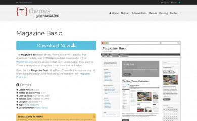 Magazine Basic screenshot