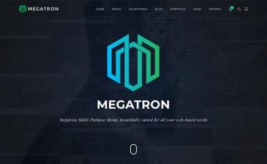http://themes.g5plus.net/megatron/ screenshot