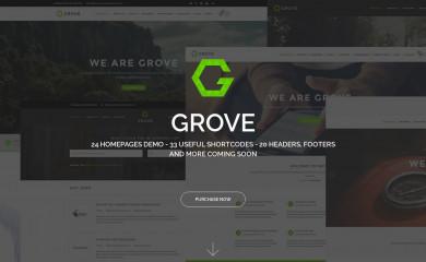 Grove screenshot