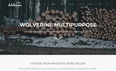 Wolverine screenshot