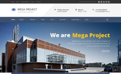 Mega Project screenshot