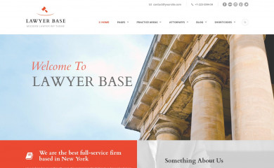 Lawyer Base screenshot