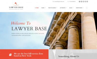 http://themes.goodlayers2.com/lawyerbase screenshot