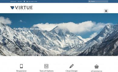 Virtue Premium - Bold screenshot