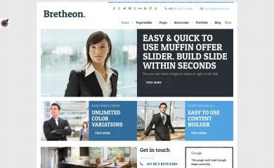 Bretheon screenshot