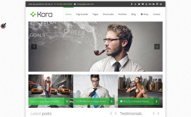 Kora screenshot