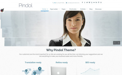 Pindol screenshot