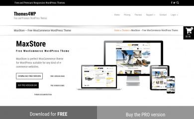 http://themes4wp.com/theme/maxstore/ screenshot
