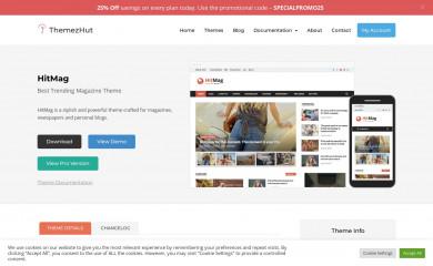 http://themezhut.com/themes/hitmag/ screenshot