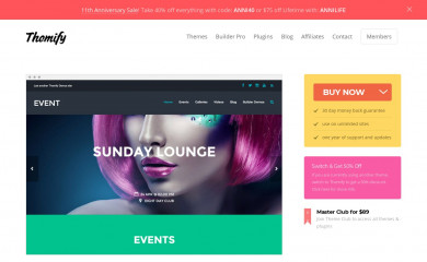 Event screenshot