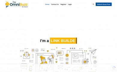 theomnibuzz.com screenshot
