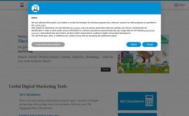 theonlineadvertisingguide.com screenshot